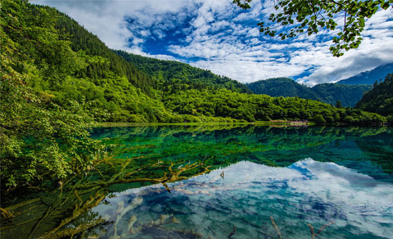 3 Days Jiuzhaigou Chinese Group Tour