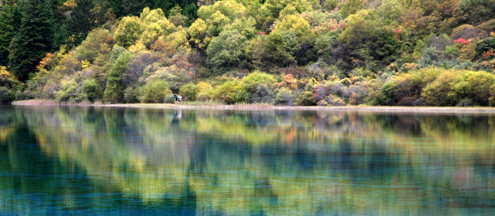 Jiuzhaigou Huanglong Group Tour
