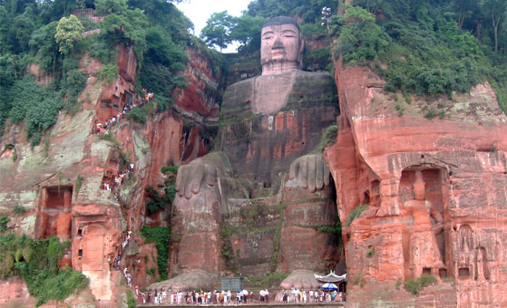 1 Day Chengdu Panda and Leshan Buddha Tour