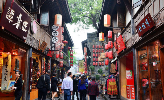 1 Day Chengdu Sightseeing Tour ( B )