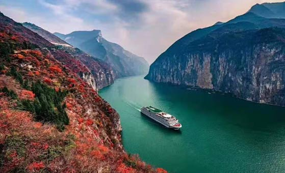 17 Days China Panda Tour with Yangtze Cruise