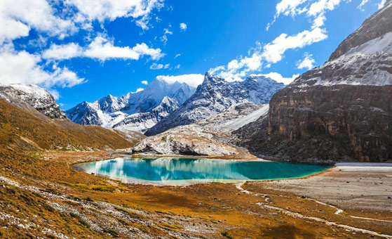 4 Days Chengdu Daocheng Yading Flight Tour