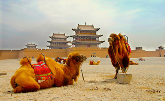 4 Days Jiayuguan Pass and Dunhuang Silk Road Short Break