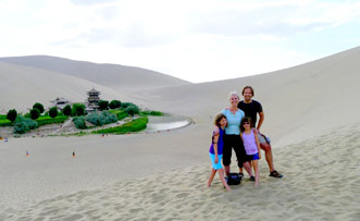 10 Days Gansu Silk Road In-depth Tour