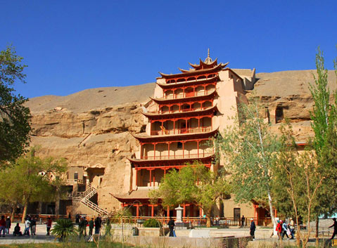 Mogao Grottoes of Dunhuang