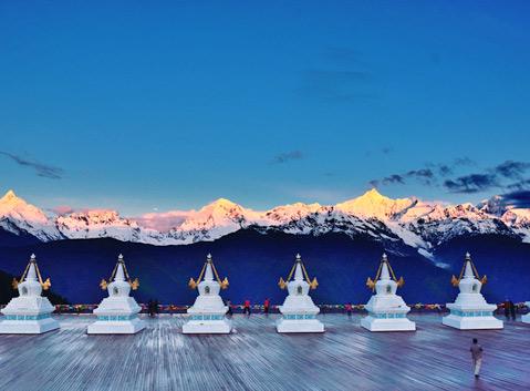 9 Days Kunming Lijiang Shangri La Highlights Tour Yunnan