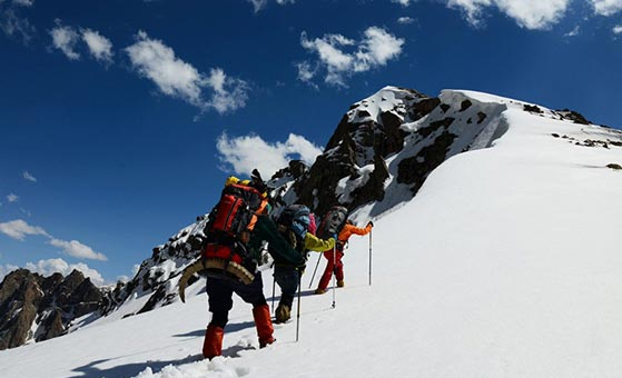 5 Days Mount Siguniang Peak Climbing Tour