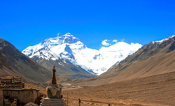9 Days Mt.Everest Base Camp Tour with Namtso Lake