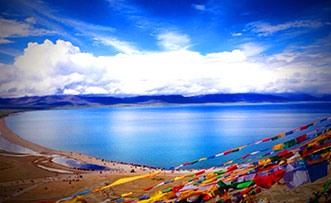 5 Days Lhasa Tour with Namtso Lake