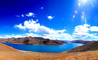 7 Days Tibet Discovery Tour with Yamdrok Lake