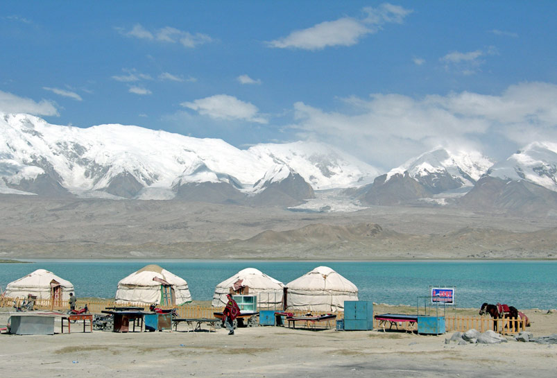 Karakul Lake Permit Karakul Lake