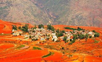 5 Days Kunming and Dongchuan Red Land Tour