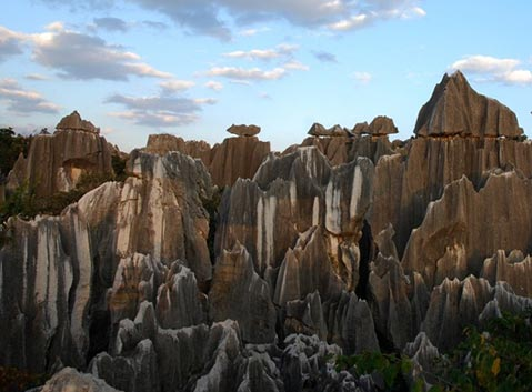 Kunming Shilin Stone Forest