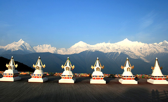 9 Days Kunming Lijiang Shangri-La Highlights Tour