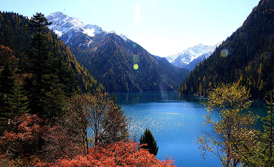 5 Days Singapore Chengdu Jiuzhaigou Tour