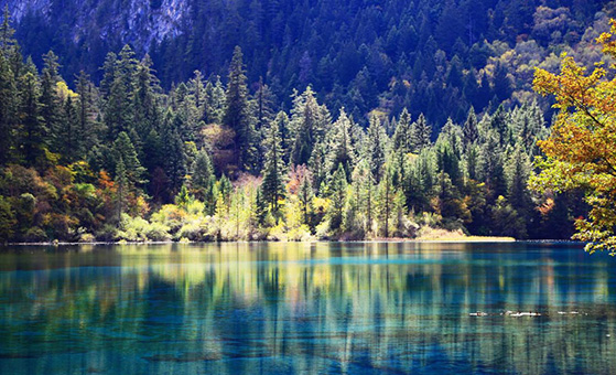 4 Days Chengdu Jiuzhaigou Hiking Tour
