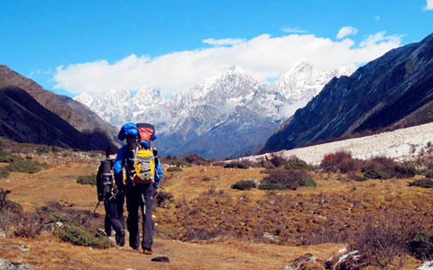 Sichuan Trek & Camp Tour