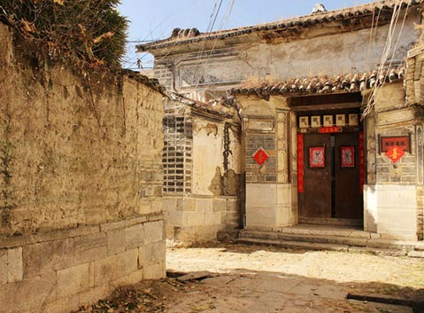 Old Houses in Xizhou Town