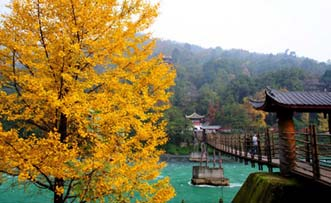 Dujiangyan and Qingchengshan Weather and Climate