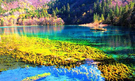 05. Mylatrë-rét Five-flower-lake