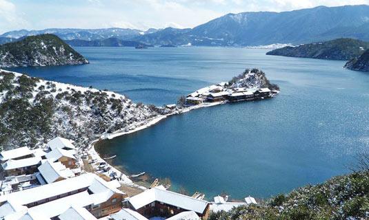 Lugu Lake - Wikipedia